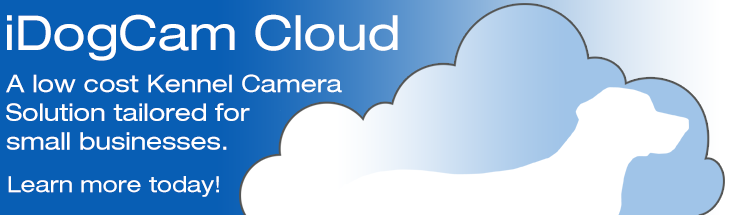 Get iDogCam Cloud Today
